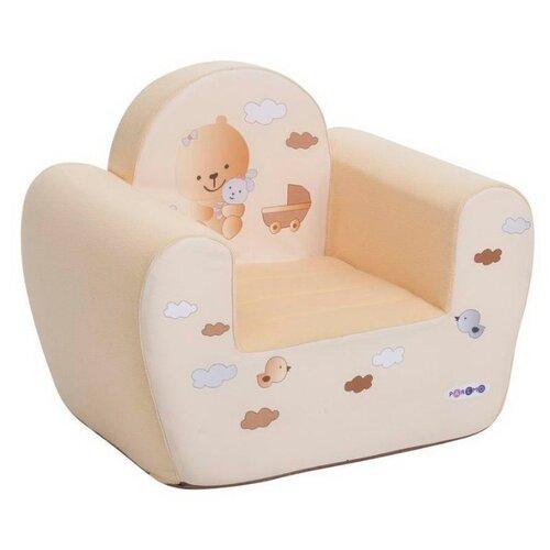 Классическое кресло PAREMO детское PCR317 размер: 54х38 см, обивка: ткань, цвет: Мимими Крошка Би