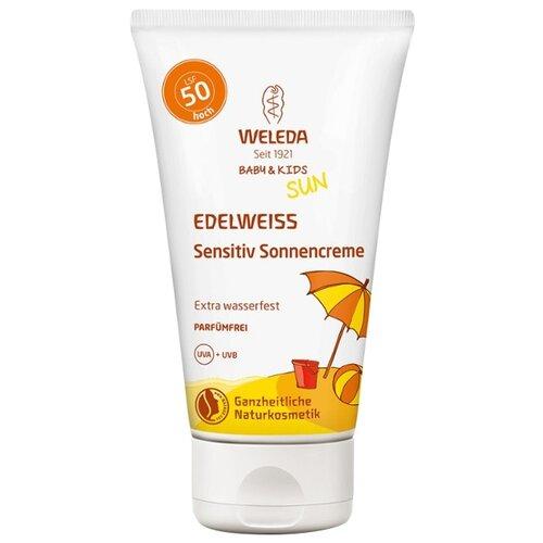 Weleda Солнцезащитный крем для младенцев и детей SPF 50 50 мл