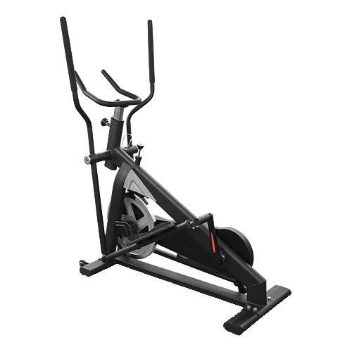 Эллиптический тренажер Bronze Gym Pro Glider 2 фото