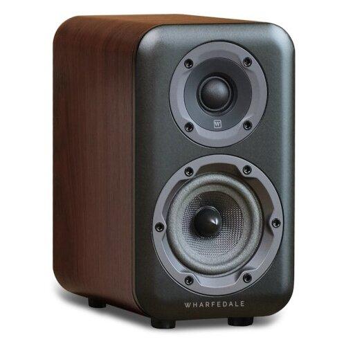 Полочная акустическая система Wharfedale D310 walnut
