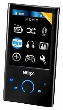 Плеер Nexx NMP-249 4Gb