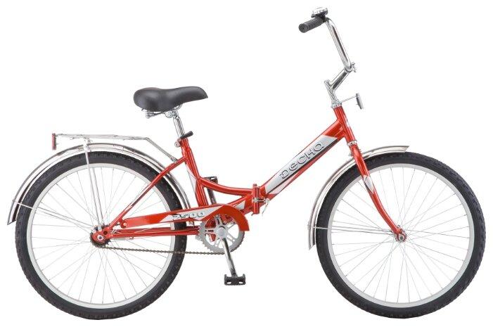 Городской велосипед Десна 2500 красный 14