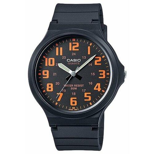 Наручные часы CASIO MW-240-4B наручные часы casio mw 240 4b