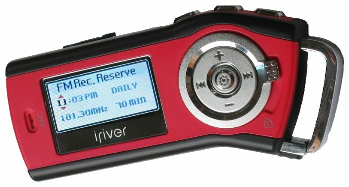 Плеер iRiver T10 128 Mb