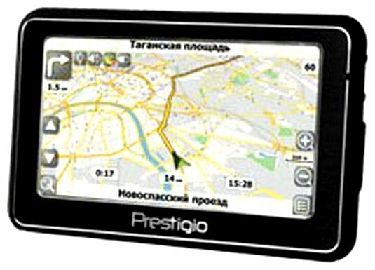 Навигатор Prestigio GeoVision 5200 BT