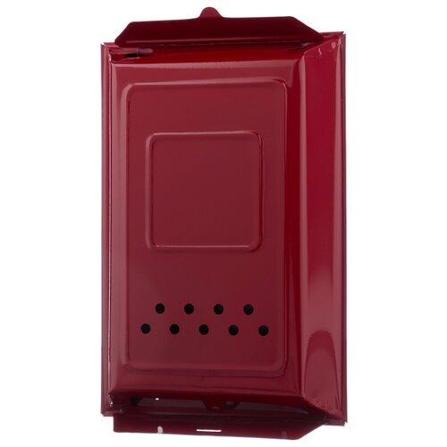 Почтовый ящик ONIX ЯК-11 390х260 мм, красный