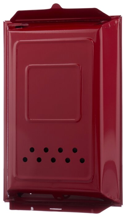 Почтовый ящик ONIX ЯК-11 390 х 260 мм красный