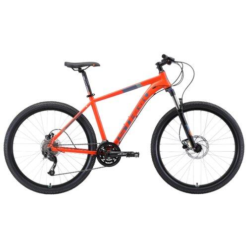Горный (MTB) велосипед STARK Router 27.4 HD (2019) оранжевый/серый 20