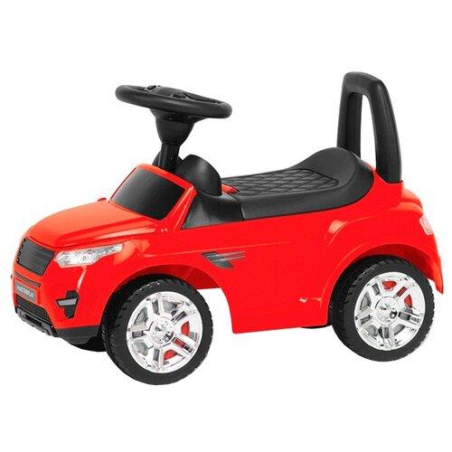 Каталка-толокар COLORPLAST 2-005 красный каталка толокар orion toys мотоцикл 2 х колесный 501 зеленый