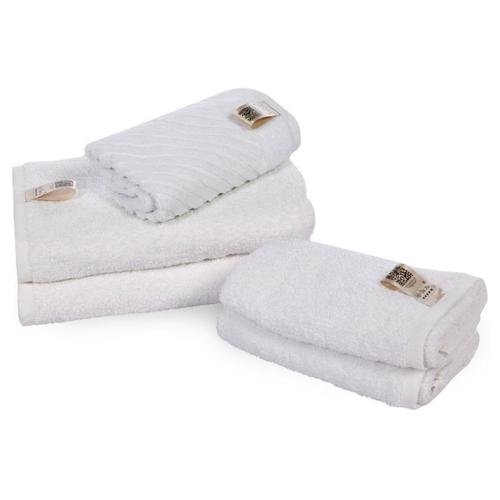 Hb-tex.ru Набор полотенец Отель-люкс белый