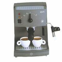 Кофеварка рожковая Krups 962 Novo 2100 Plus