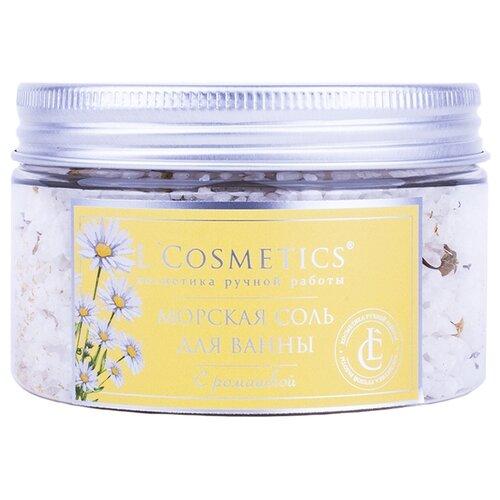 LCosmetics Cоль для ванн С ромашкой 300 гПена, соль, масло<br>