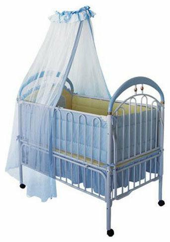 Кроватка Geoby TLY 638