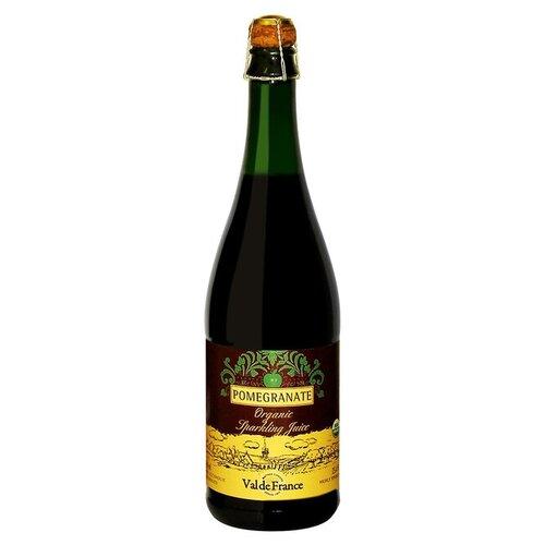 Газированный напиток Val De France Pomegranate, 0.75 л