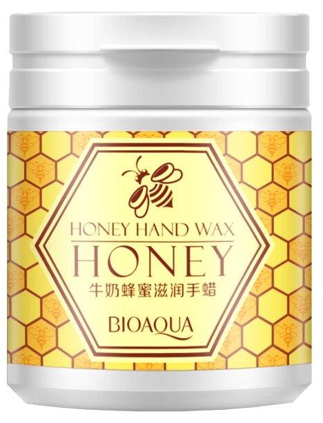 Маска для рук BioAqua Honey hand wax