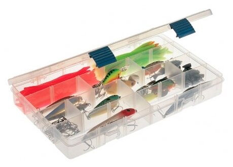 Коробка рыболовная PLANO 2-3700-00 для приманок, 4-24 отсеков
