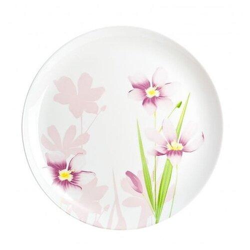 Luminarc Тарелка обеденная Dream grass 27 см N9685 белый/цветыТарелки<br>