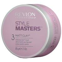 Глина Revlon Professional Style Masters Creator Matt Clay для укладки волос 85 гр.