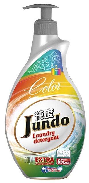Гель для стирки Jundo Color для цветного белья