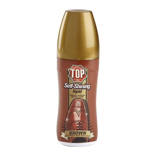 TOP Полироль Self-shining Brown