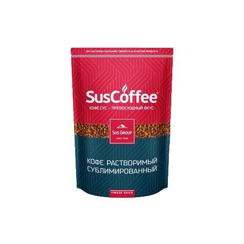 Кофе растворимый SUS сублимированный 150 гРастворимый кофе<br>