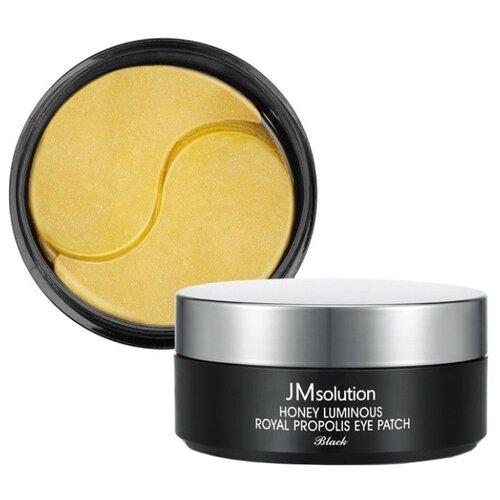 JM Solution Гидрогелевые патчи для глаз Honey Luminous Royal Propolis Eye Patch (60 шт.) недорого