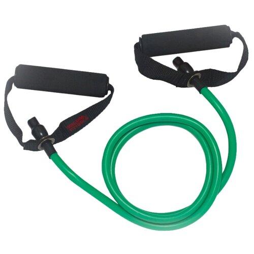 Эспандер универсальный Original FitTools трубчатый (FT-RTE-GREEN) 150 х 12 см зеленый/черный