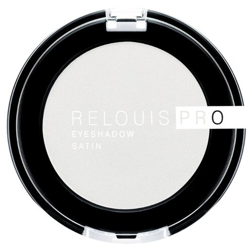 Купить Relouis Тени для век Pro Eyeshadow Satin 31 ice-cream