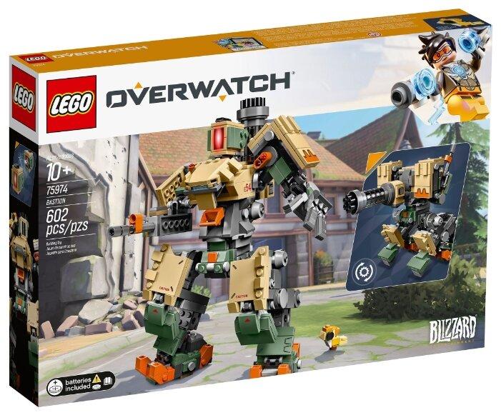 Конструктор LEGO Overwatch 75974 Бастион