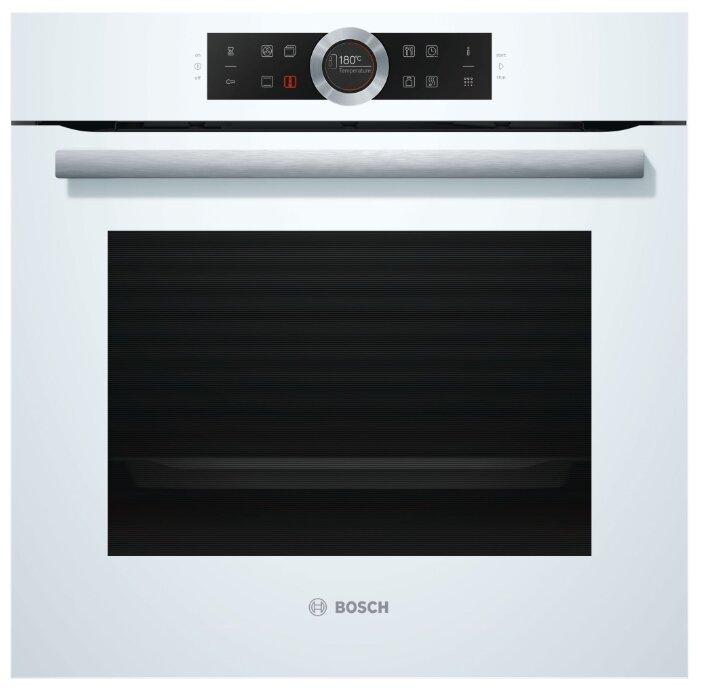 Электрический духовой шкаф Bosch HBG672BW1S