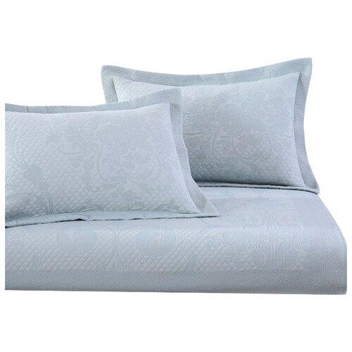 Комплект с покрывалом Arya Carmen 230 х 250 см + 2 наволочки 50 х 70+5 см, мятный
