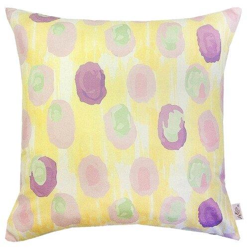Чехол для подушки Altali Flutter (P502-8367/3) желтый/розовый/зеленый блесна fladen fluorescent flutter
