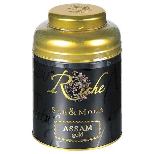 Чай черный Riche Natur Sun&Moon Assam gold , 400 г