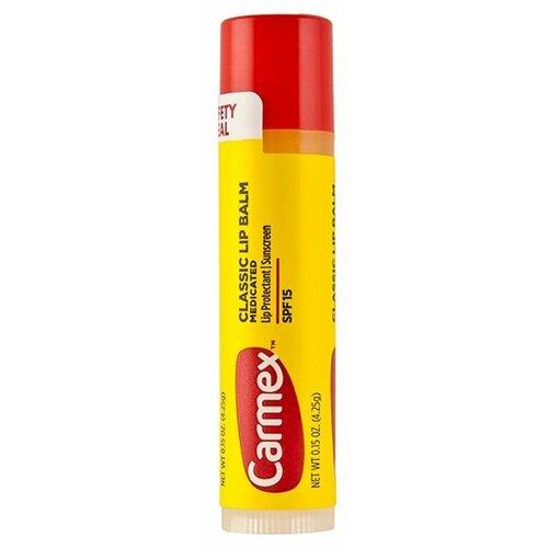 Carmex Бальзам для губ Original мятный бальзам для губ carmex