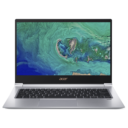Купить Ноутбук Acer SWIFT 3 (SF314-55-309A) (Intel Core i3 8145U 2100 MHz/14 /1920x1080/8GB/256GB SSD/DVD нет/Intel UHD Graphics 620/Wi-Fi/Bluetooth/Linux) NX.H3WER.012 серебристый