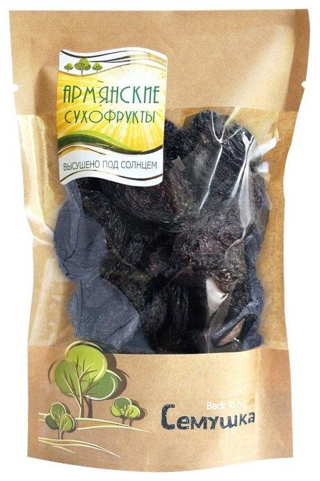 Сливы Семушка черные сушеные, 130 г