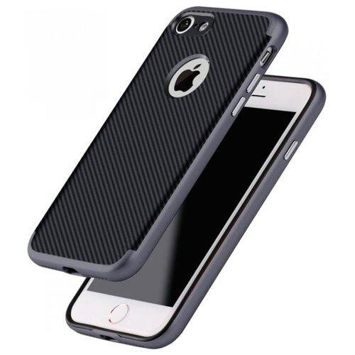 Фото - Чехол EVA IP8A022-7 для Apple iPhone 7/iPhone 8 черный чехол для сотового телефона nibk khabib nurmagomedov для iphone 7 8 черный