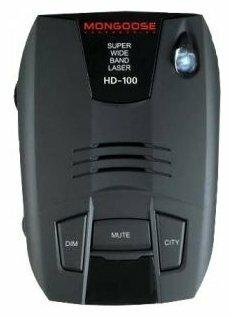 Радар-детектор Mongoose HD-100