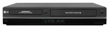 DVD/VHS-плеер LG DVR-788X