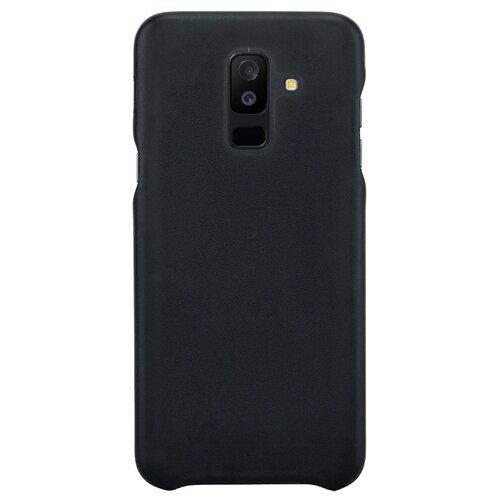 Чехол G-Case Slim Premium для Samsung Galaxy A6+ (2018) (накладка) черный