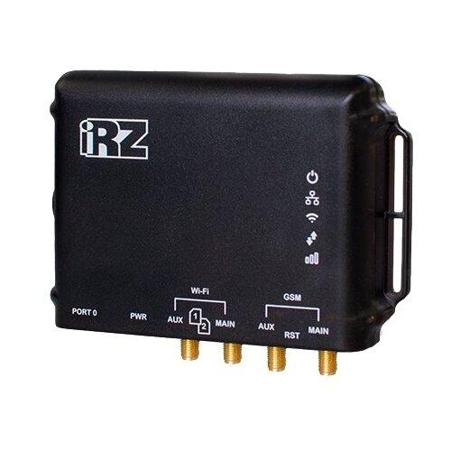 Wi-Fi роутер iRZ RU01w, черный