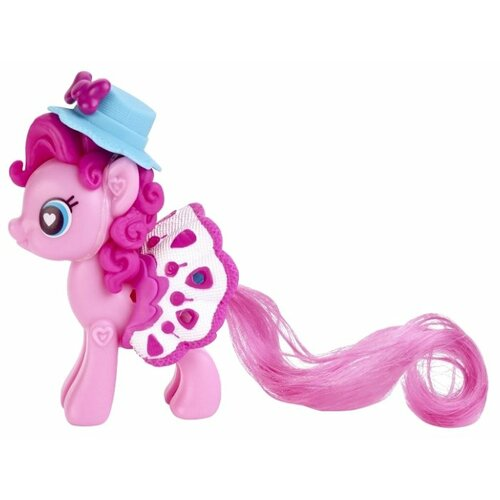 Игровой набор My Little Pony Поп-конструктор Пинки Пай B0739 набор игровой my little pony my little pony mp002xc006gg