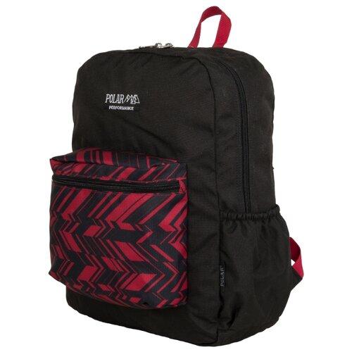Рюкзак POLAR П2199 (черный)Рюкзаки<br>