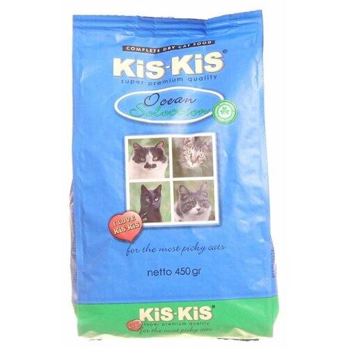 Корм для кошек Kis-kis Ocean Selection (0.45 кг) набор декоративный kis kis mp002xu02iz1