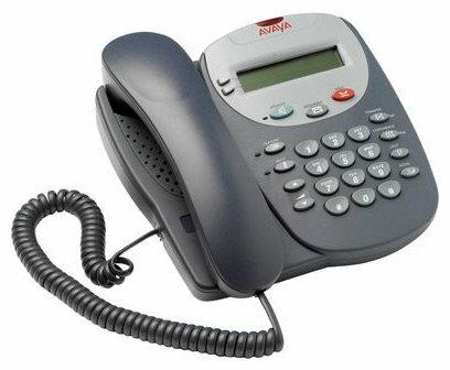 VoIP-телефон Avaya 5602