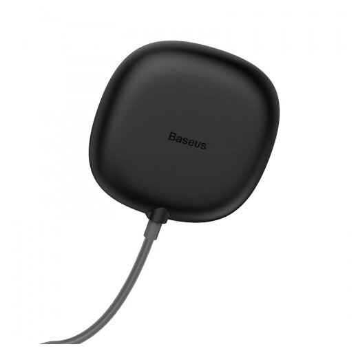 Сетевая зарядка Baseus Suction Cup Wireless Charger