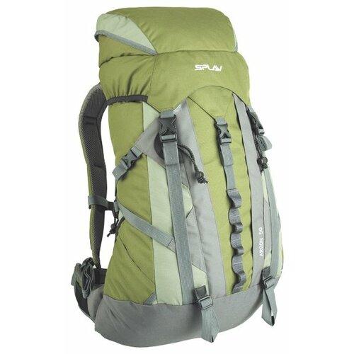 Трекинговый рюкзак Сплав Argon 50, зеленый, серый