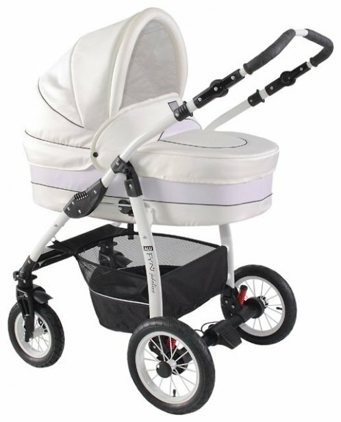 Универсальная коляска Jedo Bartatina Fyn 4DS JSE (2 в 1)