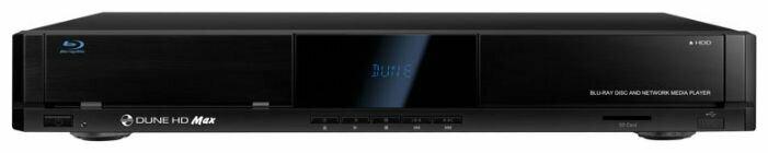 Blu-ray-плеер Dune HD Max без HDD
