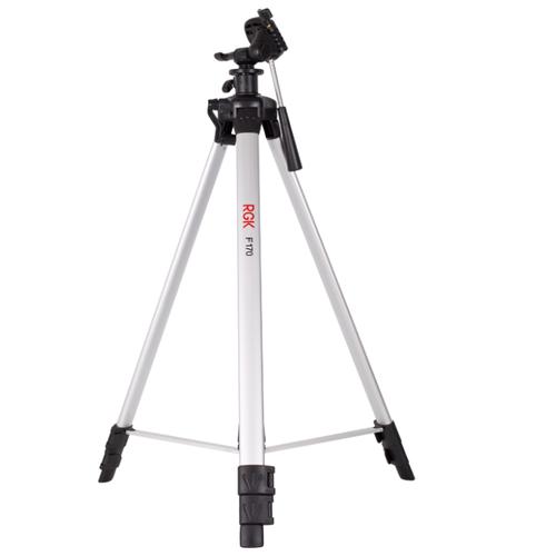 Штатив телескопический RGK F170 черный/серебристый